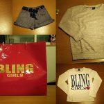 【ネタバレ】BLING GIRLSの福袋2014の中身を紹介します。